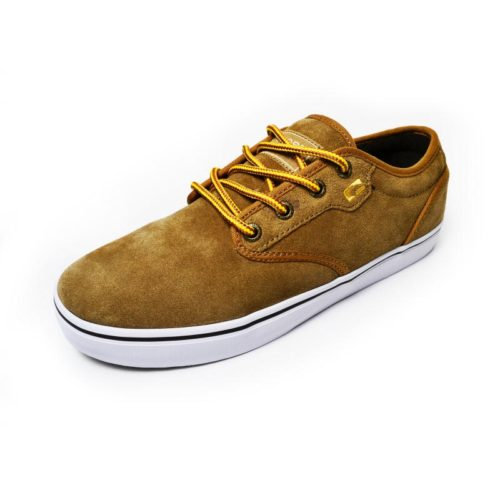 Zapatos Globe Motley Golden Brown