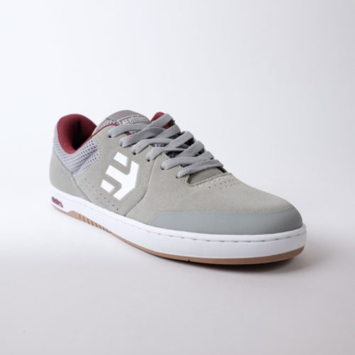 Zapatos Etnies Marana Grey/Burgundy