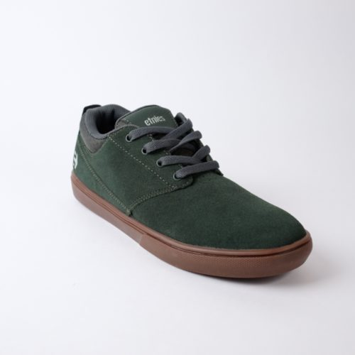 Zapatos Etnies Jameson MT Green/Gum