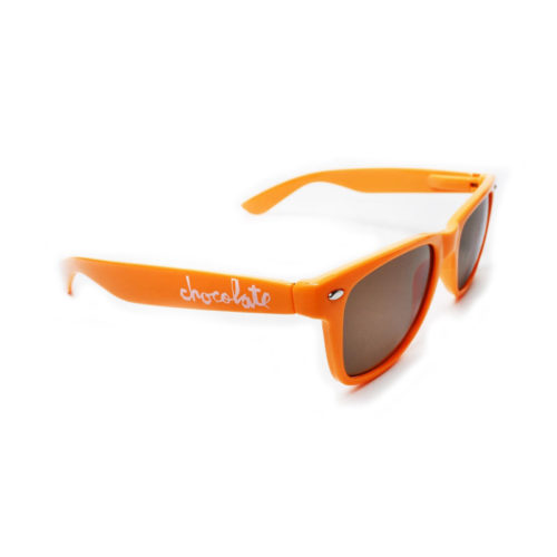 Gafas Chocolate Naranja