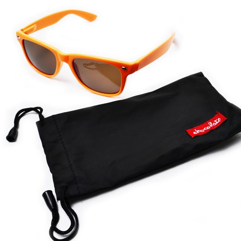 Gafas Chocolate Naranja