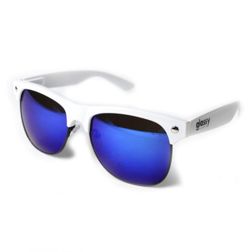 Gafas Glassy Shredder Blanco Negro