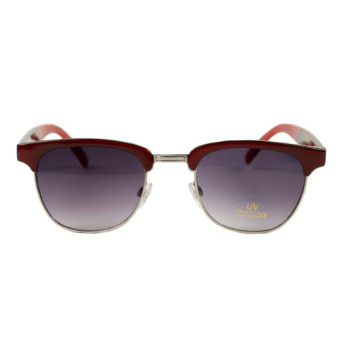 Gafas Independent Prep Red Black
