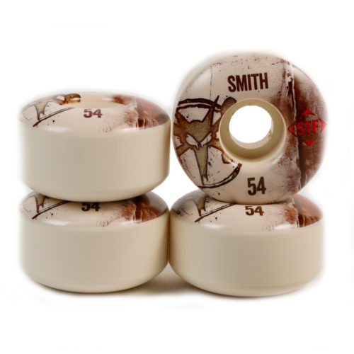 Ruedas Bones Especiales Smith Wl Pp Bomber 54 mm