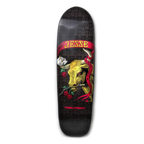 Tabla Powell Peralta Jesse
