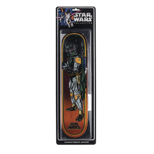 Tabla Santa Cruz Boba Fett Coleccionable