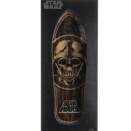 Tabla Santa Cruz Darth Vader Inlay Coleccionable