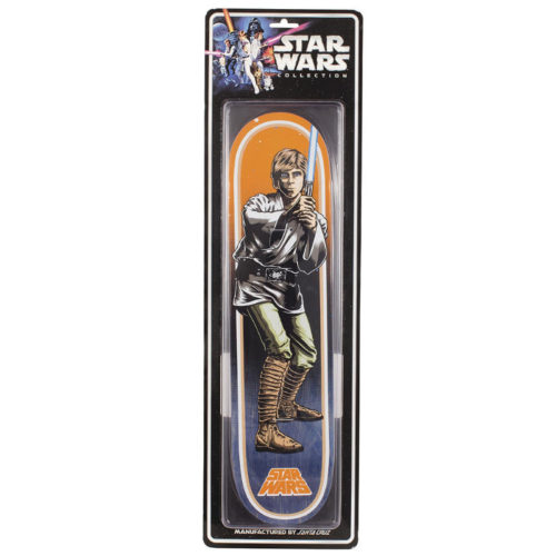 Tabla Santa Cruz Luke Skywalker Coleccionable