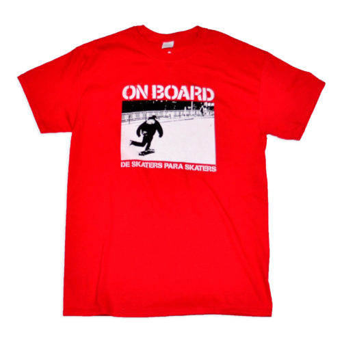 Camiseta On Board Push