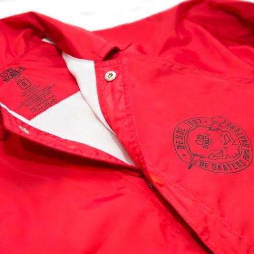 Chaqueta On Board Escudo Roja