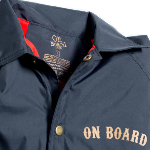 Chaqueta On Board Tablas