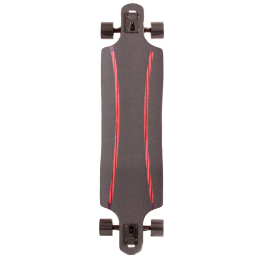 Longboard Santa Cruz Strip Inlay Drop 10