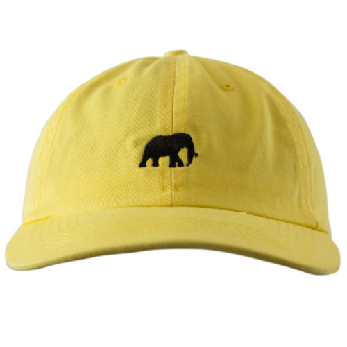 Gorra Animal Co Camper Elefante Amarillo