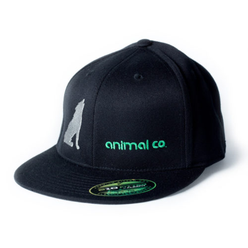 Gorra Animal Co Flex Fit Lobo 4