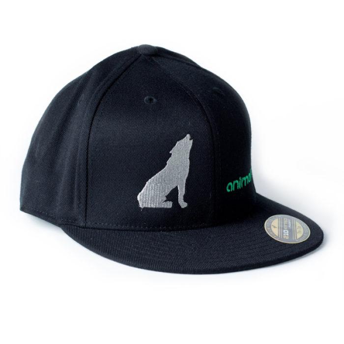 Gorra Animal Co Flex Fit Lobo 4