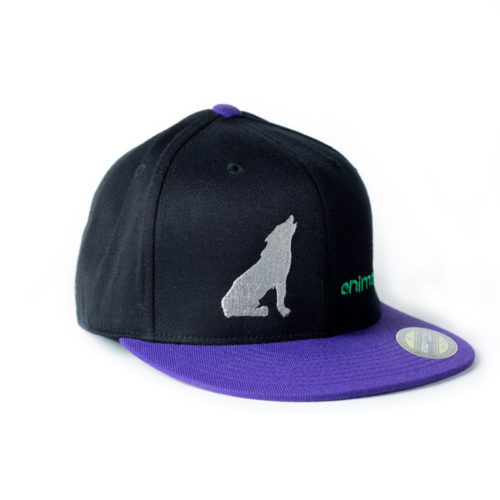 Gorra Animal Co Flex Fit Lobo 5
