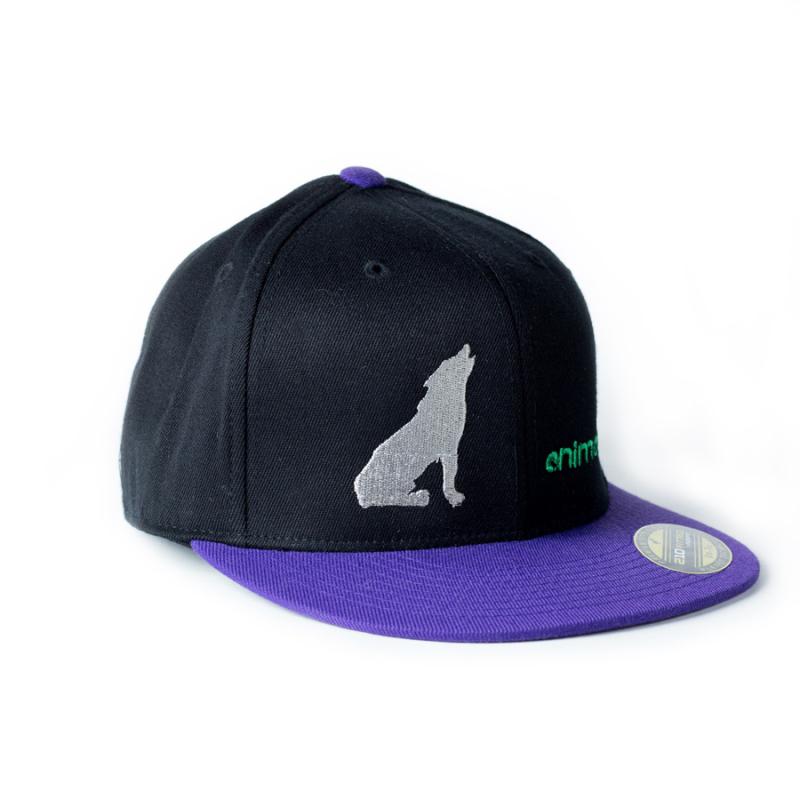 Gorra Animal Co Flex Fit Lobo 5