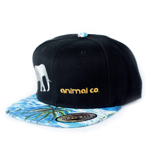Gorra Animal Co Snap Back Elefante 3