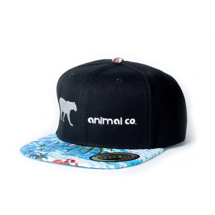 Gorra Animal Co Snap Back Pantera 1