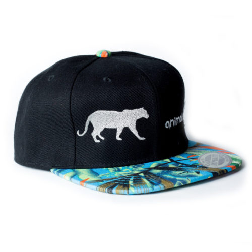Gorra Animal Co Snap Back Pantera 3