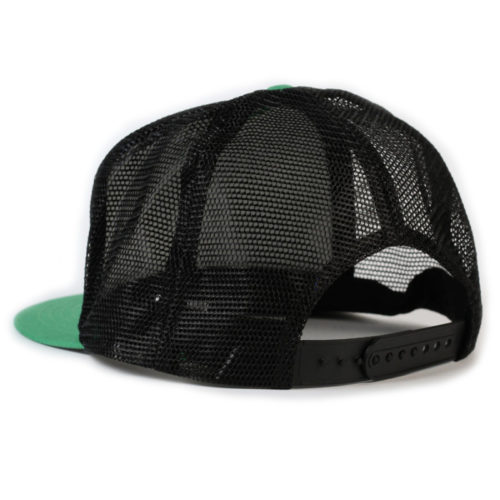 Gorra Creature Trucker Logo Mesh Hat Forest Black