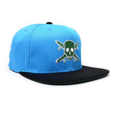 Gorra Fourstar Pirate Starter Aguamarina Navy