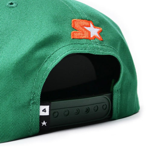 Gorra Fourstar Pirate Starter Verde Navy