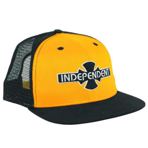 Gorra Independent New Era Ogtc New Eer Gold Black