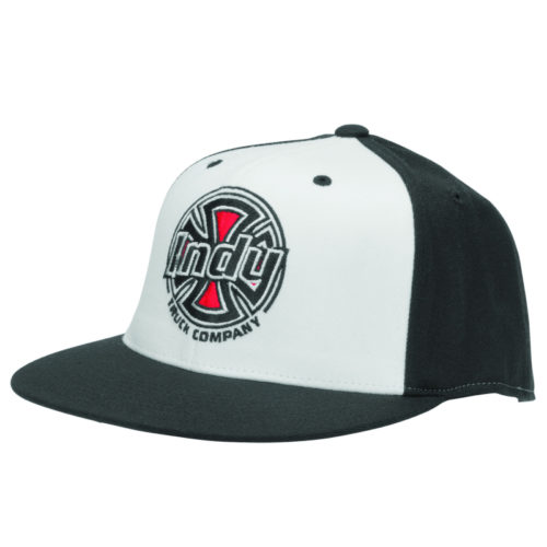 Gorra Independent Snap Back Felxfit Rally Fitted Scretch