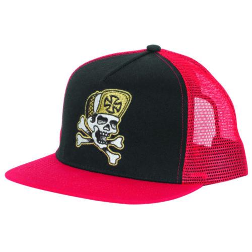 Gorra Independent Trucker Dressen Skull And Bones