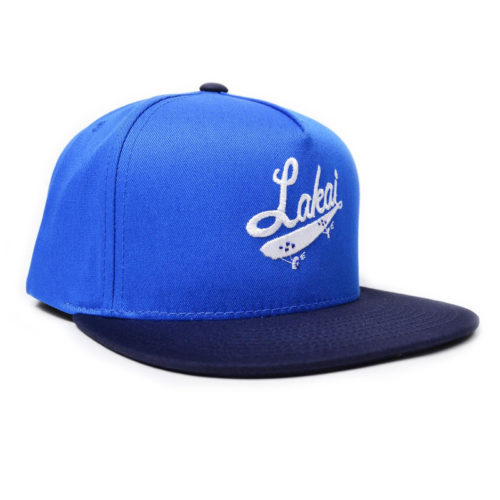 Gorra Lakai Ballpark Royal