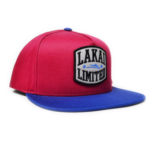 Gorra Lakai Forum Rojo Royal
