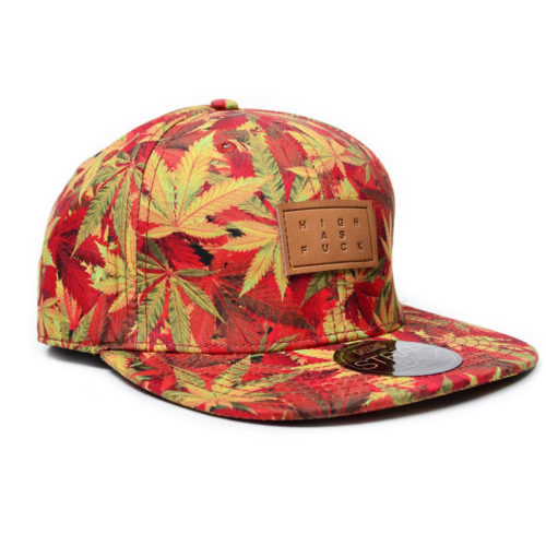Gorra Official High As Fuck