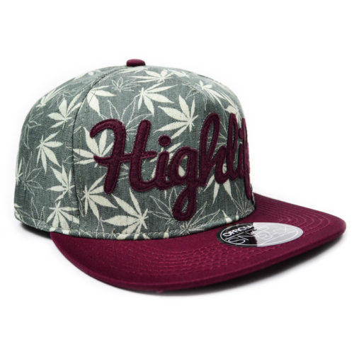 Gorra Official Highlife Burg