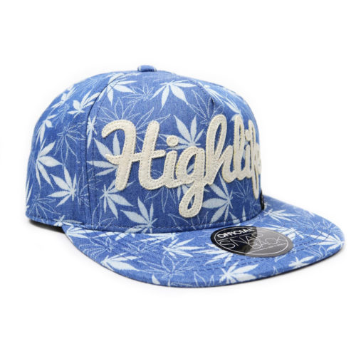 Gorra Official Highlife Indigo
