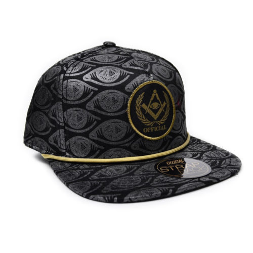 Gorra Official Masonry