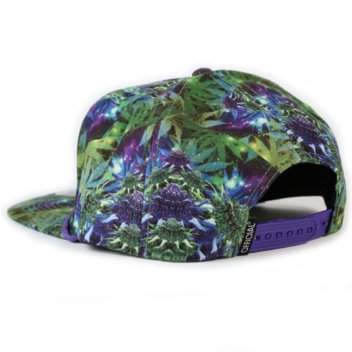 Gorra Official Odyessy Bamboos 5panel
