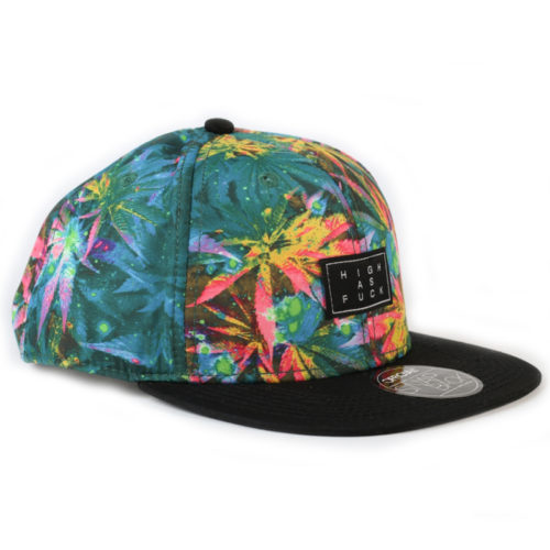 Gorra Official Weed Space