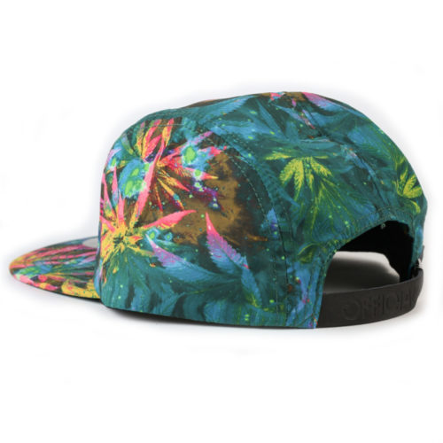 Gorra Official Weed Space Camper 5panel