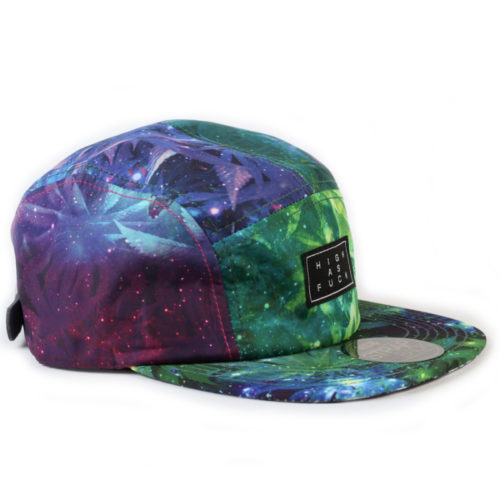 Gorra Official Weed Space Overlord Snapback