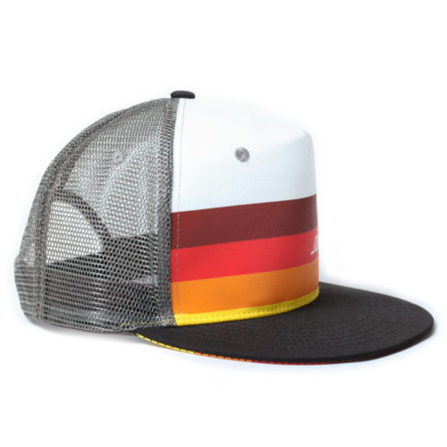 Gorra Santa Cruz Trucker Sundown Black