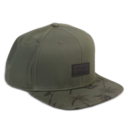 Gorra Vans Snap Back Allover It Anchorage