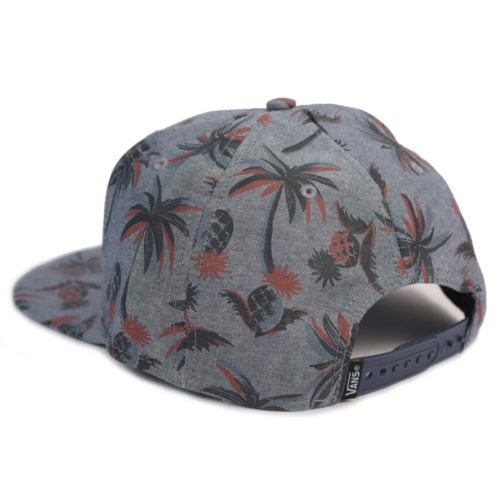 Gorra Vans Snap Back Allover It Castaway