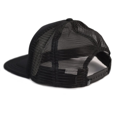 Gorra Vans Snap Back Barley Black