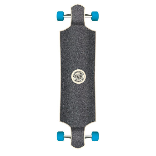 Longboard Santa Cruz Screaming Hand Drop Down 10