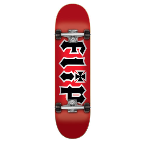 Tabla Completa Flip Team Hkd Red 7.5