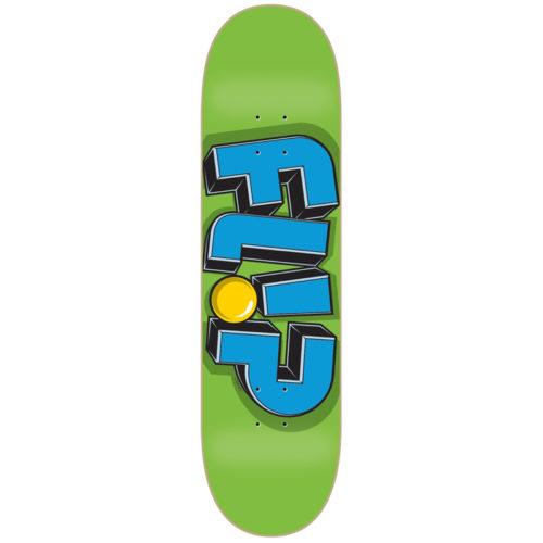 Tabla Flip Odyssey Jumble Green 8.85