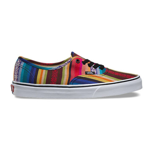 Zapatos Vans Authentic Baja Multi Black Multi Black