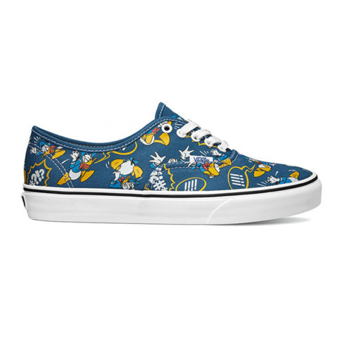 Zapatos Vans Authentic Disney Donald Duck Navy