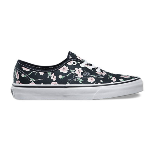 Zapatos Vans Authentic Vintage Floral Blue Graphite